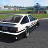 Initial D Toyota AE86 Comes to Virtual Reality