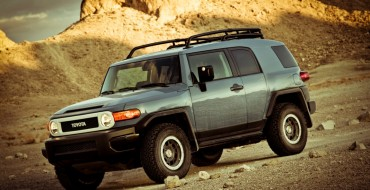 Toyota to Cease FJ Cruiser Production Worldwide