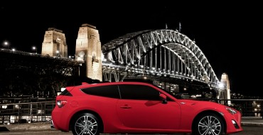 Toyota Reveals Hatchback GT86 Shooting Brake Concept Down Under