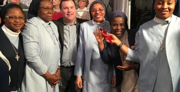 Nuns Receive New Sienna Minivan From Toyota and Whoopi Goldberg