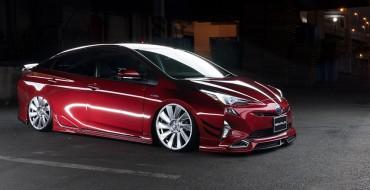 Wald International Makes New 2016 Toyota Prius Look Even Wackier