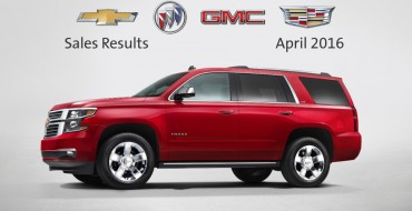 GM Canada Reports 26,596 Vehicle Deliveries in April