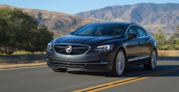 2017 Buick LaCrosse to Reach Dealerships in July with $32,990 Price Tag