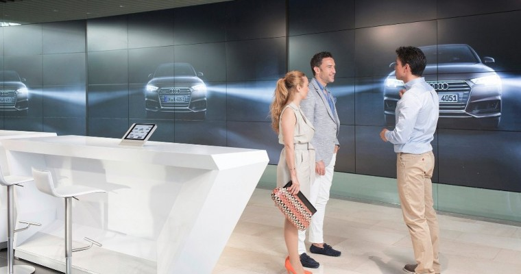 Audi Opens Virtual Showroom In Turkey