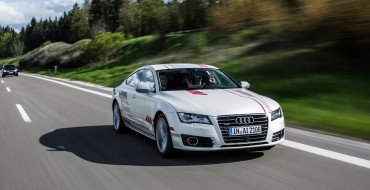 Audi Studying Autonomous Driving With Car Named Jack