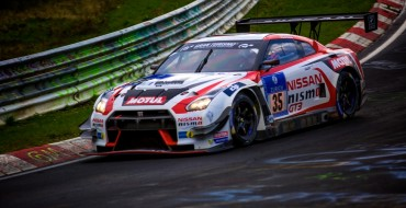 Nissan Preparing For Grueling Nürburgring