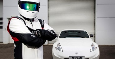 Nissan Unmasks Its Personal Stig