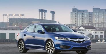 2017 Acura ILX Overview