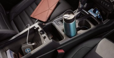 BREAKING: 2017 Ford Escape Also Gets New Cup Holders