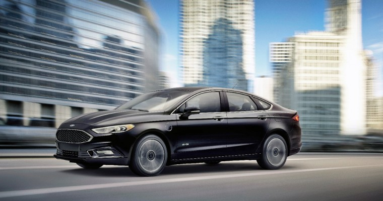 Ford Fusion Hybrid, Fusion Energi Sales on the Rise in Los Angeles