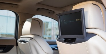 In-Depth: The Cadillac CT6's Rear Seat Infotainment System
