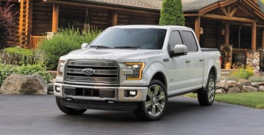 Ford Sees Best-Ever July Sales as F-150, Transit Hit Record Highs