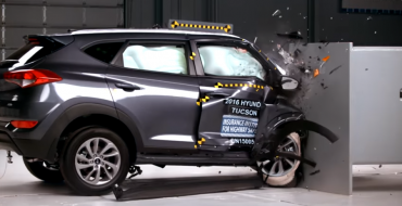 2016 Hyundai Tucson Earns Best Safety Scores from IIHS in Small SUV Segment