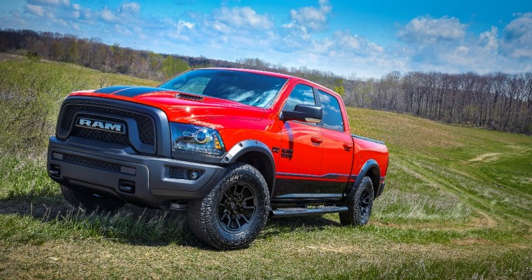 Get Down and Dirty with Mopar's Limited Edition 2016 Ram Rebel