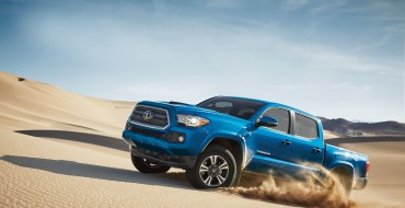 2016 Toyota Tacoma Named Best All-Weather Midsize Truck by NEMPA