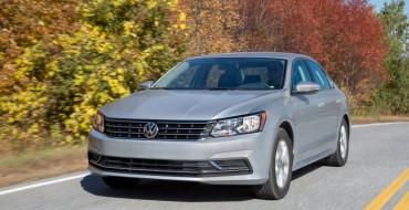 2016 Volkswagen Passat Overview
