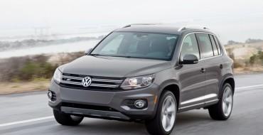 2016 Volkswagen Tiguan Overview