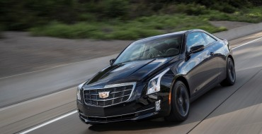 Cadillac ATS to Offer Fewer Engine Options for 2017 Model Year