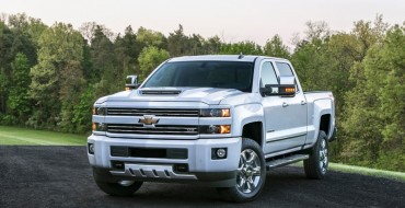 New Air Intake System Will Enhance 2017 Chevy Silverado HD's Towing Abilities