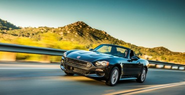 2017 Fiat 124 Spider Overview