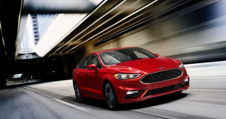 Ford Fusion Production to Continue Through 2021