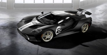[Video] First Ford GT Heritage Edition Delivered