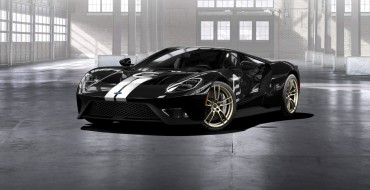 2017 Ford GT Heritage Edition Fetches $1.54M at Auction
