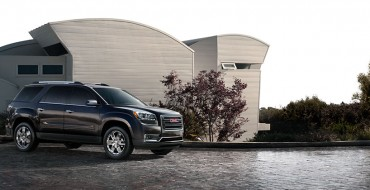 2017 GMC Acadia Limited to Wear $43,850 Price Tag