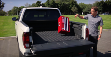 Honda Ridgeline Drops the Mic (er, Toolbox) on Silverado and F-150
