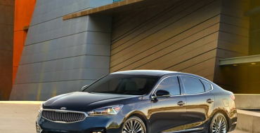 New 2017 Kia Cadenza Brings More Luxury to Kia's Lineup