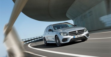New Mercedes-Benz E-Class Wagon to Reach US Dealerships in Early 2017