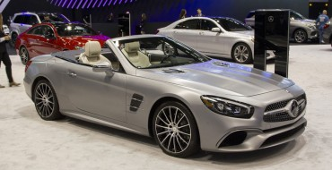 2017 Mercedes-Benz SL Overview