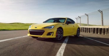 2017 Subaru BRZ Series.Yellow Limited to Just 500 Cars
