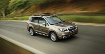 2017 Subaru Forester Overview