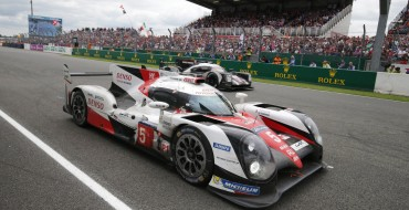 Heartbreak for Toyota at Le Mans