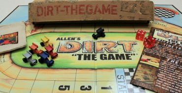 Muddy Motorsport Mayhem: Review of Allen's 'Dirt- The Game'