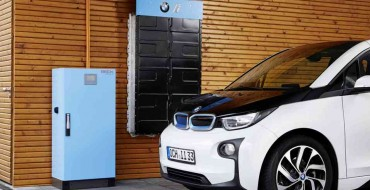 BMW Creates Home Energy Storage Solution