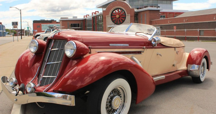 4 Car Museums in New York State