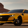 "UPDATE: Four Chevy Camaros Featured in the ""Transformers"" Movies Sell for $500,000 at Barrett-Jackson Auction"