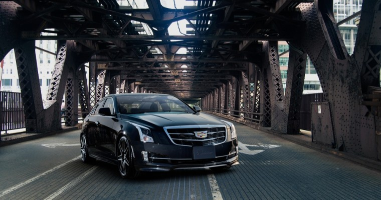 Cadillac ATS Luxury Sport Edition Will Only Be Offered in Japan