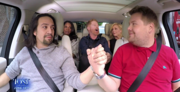 Broadway Hits The Road With James Corden and Carpool Karaoke