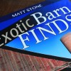 Book Review: 'Exotic Barn Finds' by Matt Stone Uncovers Classic Luxury Cars