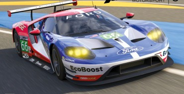 Download No. 66 Ford GT Le Mans Race Car in Forza 6 Today