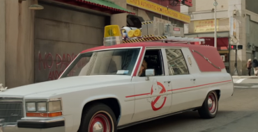 1984 Cadillac DeVille Hearse to be Featured in 'Ghostbusters' Reboot