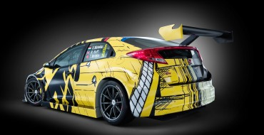 Michel Vaillant-Inspired Honda Art Car to Make Race Debut at Zandvoort