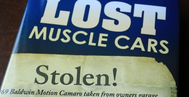 Review: 'Lost Muscle Cars' from CarTech Books