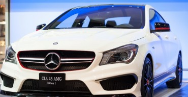 Mercedes-Benz C-Class Was the Company's Best-Selling Vehicle in May