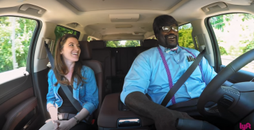 NBA Legend Shaquille O'Neal Hilariously Goes Undercover as a Lyft Driver