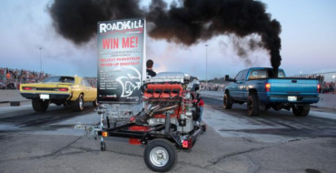 Roadkill Nights Powered by Dodge Brings Drag Racing to Woodward Avenue