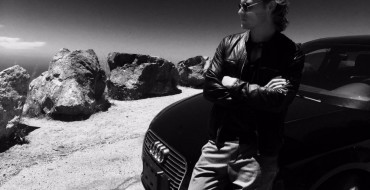 'Outlander' Sam Heughan Hits Big Sur With Audi